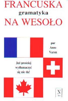 Francuska gramatyka na wesoła