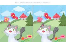 znajdź różnice