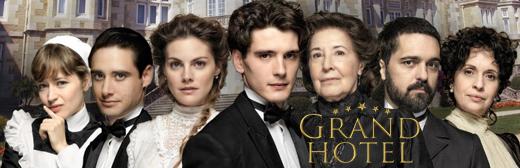 """Główni bohaterowie serialu """"Gran hotel"""""""