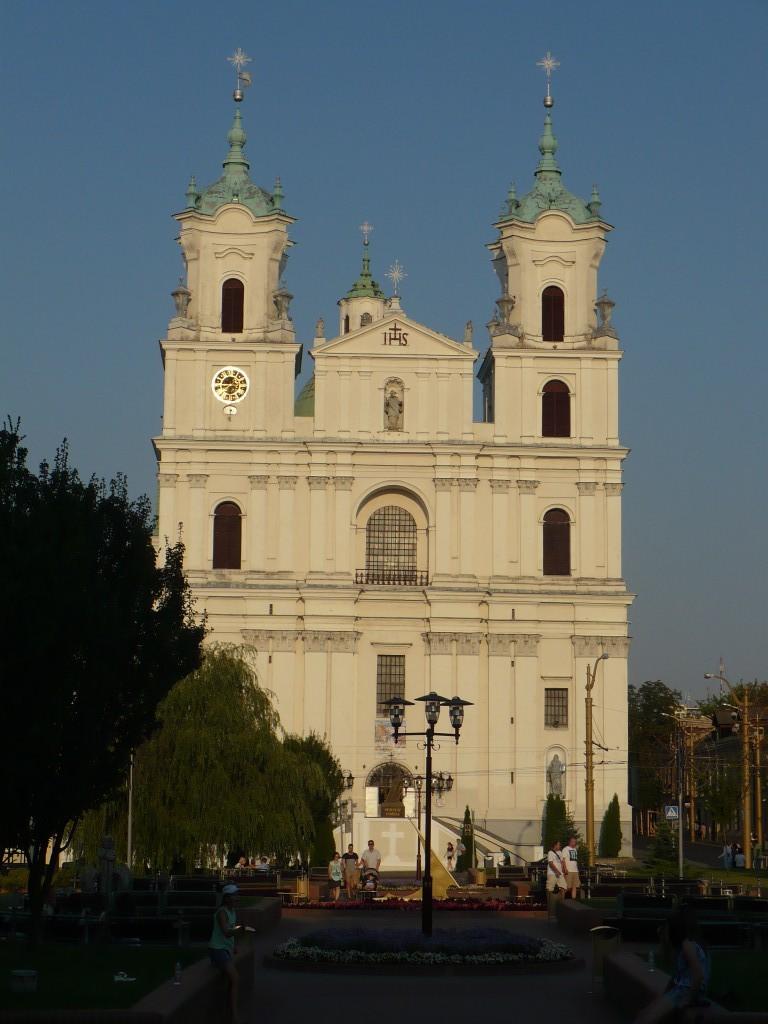 Bazylika św. Franciszka Ksawerego w Grodnie