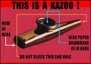 kazoo w pigułce