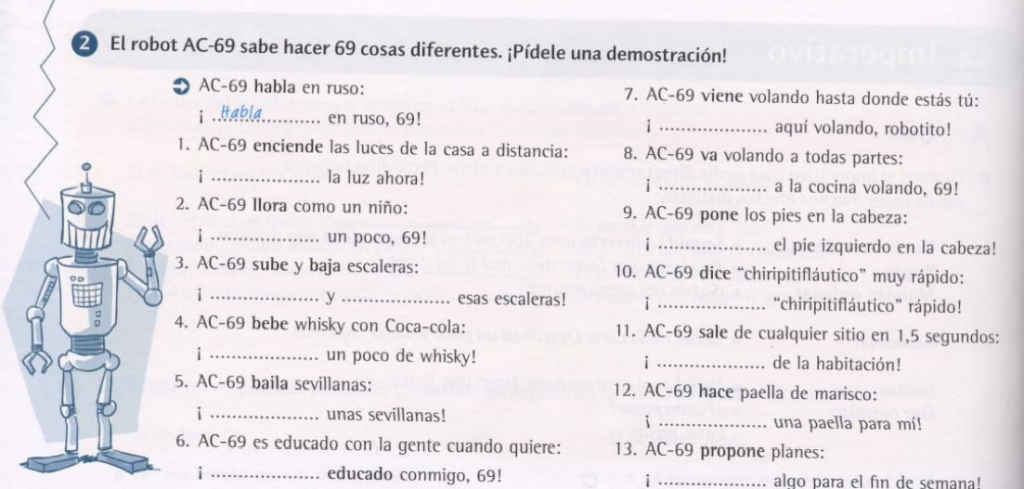 gramatica basica