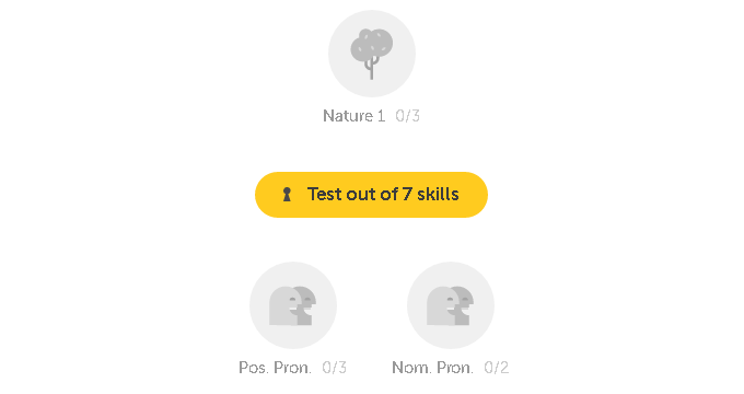 testy duolingo